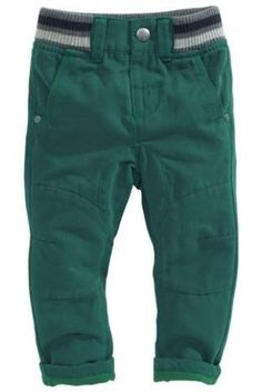 Green Lined Trousers (3mths-6yrs) from the Next
