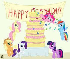 My Little Pony : FiM (All Pony-related things go HERE) - Culture, Media & Arts - Off Topic - Minecraft Forum My Little Pony Birthday Party, Imagenes My Little Pony, Monster Party, Medium Art, Mlp, Birthday Signs, Culture, Happy, Jewel