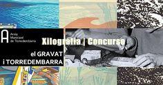 La competencia de Grabado Xilográfico de Torredembarra vence el 14 de octubre de 2016.