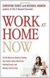 Work from home now will show you just how to do it.