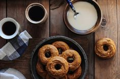 Pastry Affair | Pumpkin Spiced Doughnuts