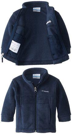 3c763cae0 KONFA Baby Boys Girls Classic Cotton Padded Hooded Coat