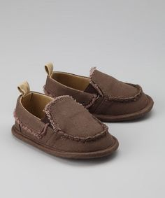 Take a look at this Brown Loafer by Blow-Out on #zulily#fall today!