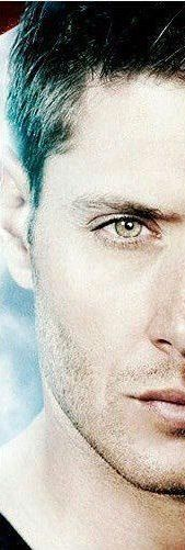 Dean Winchester - again with those eyes!