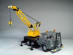 Technic Delicatessen: Tractors, trucks and equipment from Poland Lego Technic Truck, Lego Truck, Lego Tractor, Tractors, Lego Crane, Lego Boat, Lego Machines, Lego Furniture, Lego Construction