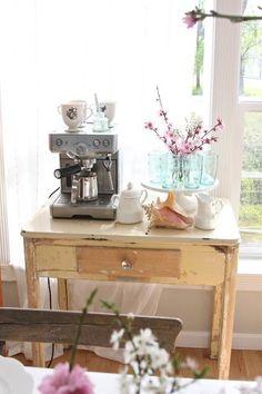 13x inspiratie voor je eigen koffiehoekje thuis