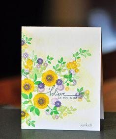 folk art florals, wplus9, the storyteller
