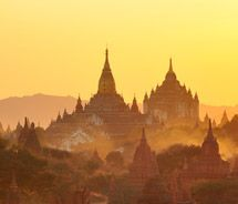 This is somewhere Managing Editor Janeen Christoff would LOVE to go -- Bagan, Myanmar // © 2012 AntwerpenR