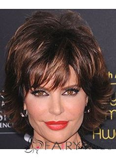View yourself with Lisa Rinna hairstyles and hair colors. View styling steps and see which Lisa Rinna hairstyles suit you best. Short Shag Hairstyles, Square Face Hairstyles, Hairstyles Over 50, Wig Hairstyles, Celebrity Hairstyles, Hairstyle Short, Hairstyle Ideas, Latest Hairstyles, Decent Hairstyle