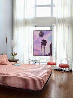 Idée d'aménagement de petite chambre à coucher