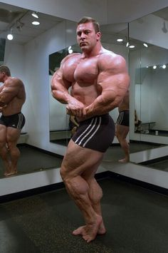 You inquisitive Huge male pecs morph are