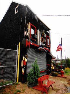 Ralph Balzano's Nautical House