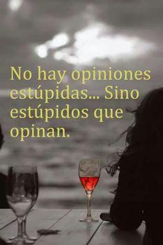Estúpidos hay a mogollón que les encanta no solo meterse en tu vida sino además organizartela. http://www.gorditosenlucha.com/                                                                                                                                                      Más