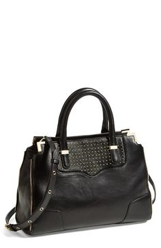 c7d6d7858e Rebecca Minkoff  Amorous  Studded Satchel available at  Nordstrom Nordstrom  Semi Annual Sale
