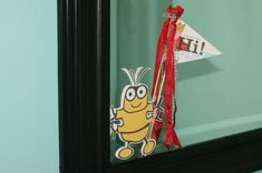 Turning Two: Richard Scarry themed party with Goldbug hidden all over.