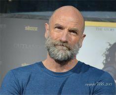 Bald Men With Beards, Bald With Beard, Grey Beards, Blonde Beards, Scruffy Men, Hairy Men, Bearded Men, Beard Styles For Men, Hair And Beard Styles