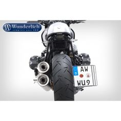 low mount plate for BMW R9T