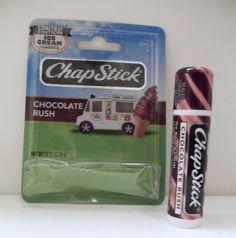 Yummy chocolate chapstick