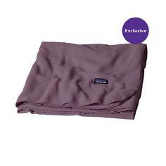 Patagonia Kids\' Micro D\u00AE Blanket - Special - Tyrian Purple TRP