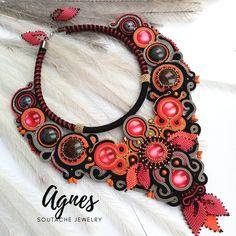 Soutache Jewelry, Gifts, Fashion, Moda, Presents, Fashion Styles, Favors, Fashion Illustrations, Gift