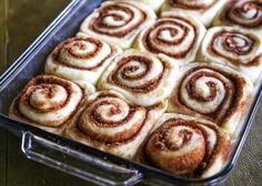 "Homemade Sweet Breakfast Cinnamon Buns Recipe Homesteading  - The Homestead Survival .Com     ""Please Share This Pin"""