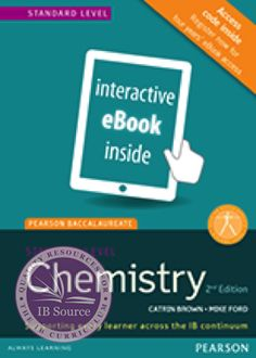 20 best top selling ib chemistry resources images on pinterest pearson baccalaureate chemistry standard level 2nd edition etext only edition fandeluxe Images