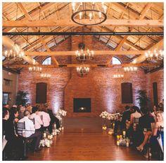 Gorgeous Winter Wedding Venue