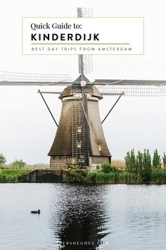 quick guide to kinderdijk netherlands amsterdam holland dutch cheese gouda windmills tulips history, hague, sights, things to do, travel guide
