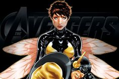 wasp marvel - Google Search