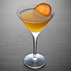 Orange Blossom. 1.5 oz. Gin, 1.5 oz. Sweet Vermouth (0pitional), 1.5 oz Orange Juice. Garnish: Orange wheel.Glass: Cocktail. Add all ingredients to a shaker and fill with ice. Shake and strain into a chilled cocktail glass. Garnish with an orange wheel.