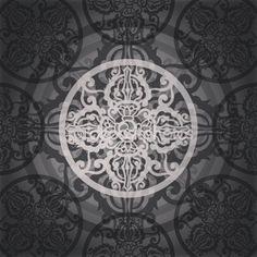 #Арт #буддизм #впоискахцентра #ваджра #декор #красота #рисоваськи #дордже #тибетский #орнамент  #Art #vajra #dorje #Buddhism #background