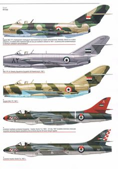 Arab Fighters circa 1967 | Weapons and Warfare Air Force Aircraft, Fighter Aircraft, Military Jets, Military Aircraft, Air Fighter, Fighter Jets, De Havilland Vampire, Russian Plane, Delta Wing