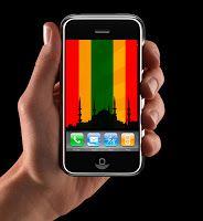 Papel de parade para Celular Reggae HD (Parte 04) - SOMJAH - Rádio Reggae Iphone, Wolf Wallpaper, Paper Envelopes