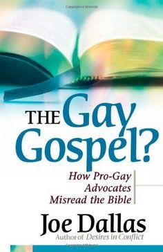The Gay Gospel?: How Pro-Gay Advocates Misread the Bible by Joe Dallas,http://www.amazon.com/dp/0736918345/ref=cm_sw_r_pi_dp_7gI2sb008AZNSA3V