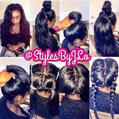 Incredible Vixen Sew In Los Angeles And Sew On Pinterest Short Hairstyles Gunalazisus