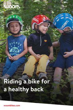 #woombikes #kidsbike #healthy #cycling Kids Bike, Your Child, Cycling, Children, Healthy, Blog, How To Make, Young Children, Biking