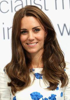 Catherine Duchess of Cambridge visits Hayward Tyler on August 24 2016 in Luton England