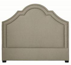 Crown Top Bed | Bernhardt