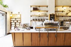 A standout coffee joint, located in the heart of San Francisco.