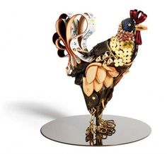 Maroquinaris Zoologicae by Billie Achilleos for Louis Vuitton