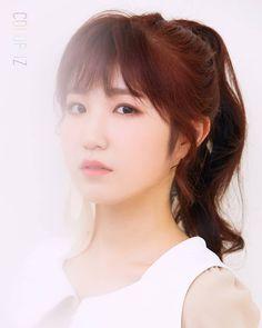 First Mini Album [ ] ♡ Kpop Girl Groups, Kpop Girls, Mini Albums, Yuri, Eyes On Me, Japanese Girl Group, Kim Min, Debut Album, Honda