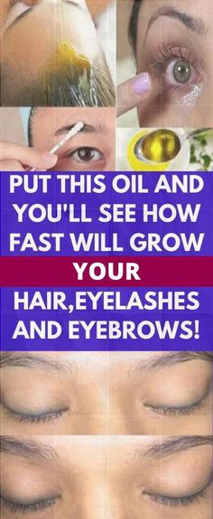 Put This Oil and You'll See How Fast Will Grow Your Hair, Eyelashes and Eyebrows! – Healthy Life Is Good Medicine Book, Herbal Medicine, Natural Medicine, Natural Healing, Natural Oils, Natural Hair, Natural Beauty, How To Grow Eyebrows, Thick Eyebrows