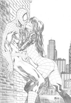 Silk and Spiderman