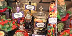 fiesta tematica harry potter - Buscar con Google