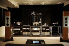Element Acoustics Dedicated Burmester Audio System