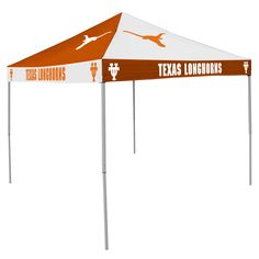 NCAA Texas Longhorns Chckrbrd Tent