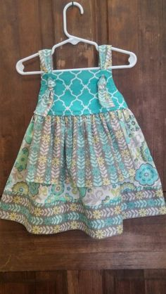 Things To Sew Girls Dresses On Pinterest Dress Tutorials Pillowcase Dresses And Little Girl