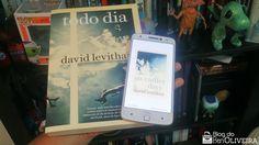 Algum tempo depois de ler Todo Dia (Every Day) , do escritor David Levithan  e ter ficado encantado com a maneira que a trama nos conscienti...