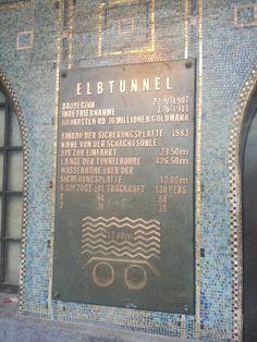 Elbtunnel St. PAULI