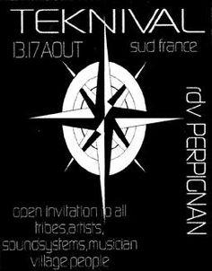 Teknival 15 Août 1998 Port-La-Nouvelle (France)